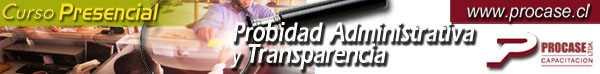 Probidad Administrativa y Transparencia