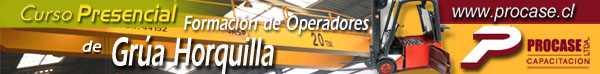 Formación de Operadores de Grúas Horquilla