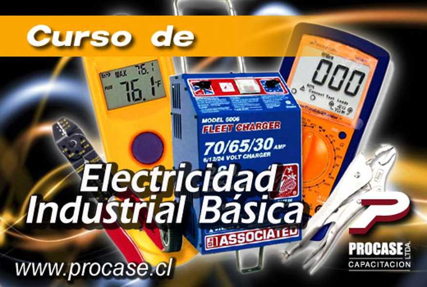 Electricidad Industrial Básica