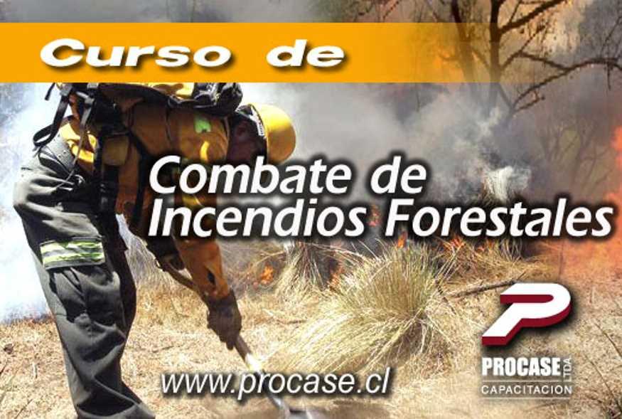 Combate de Incendios Forestales