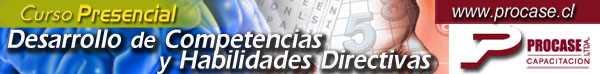 Desarrollo de Competencias y Habilidades Directivas