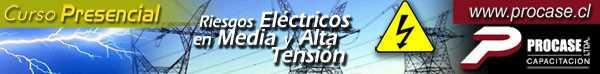Riesgos Eléctricos en Media y Alta Tensión