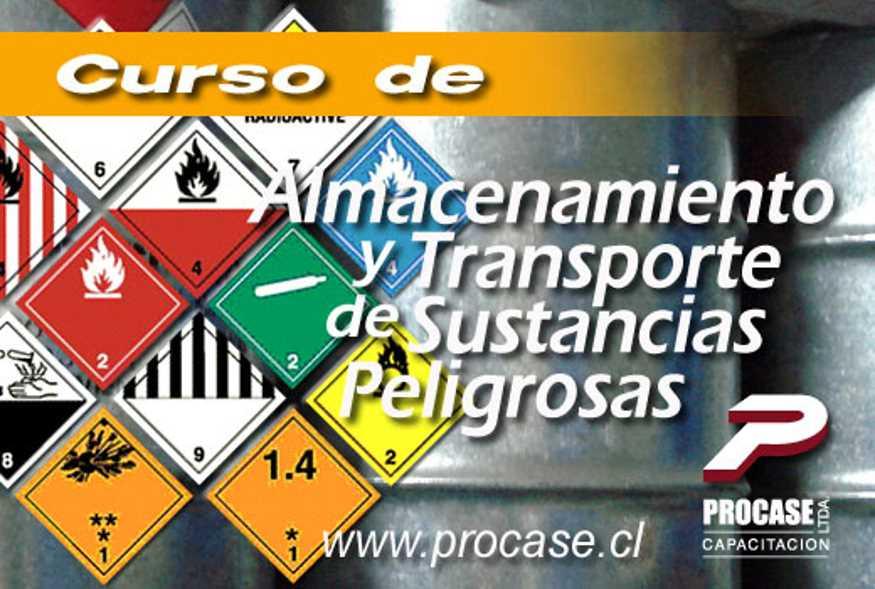 Almacenamiento y Transporte de Sustancias Peligrosas