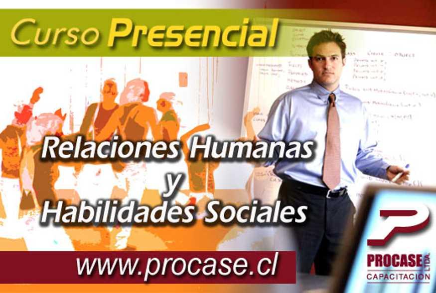 Relaciones Humanas y Habilidades Sociales