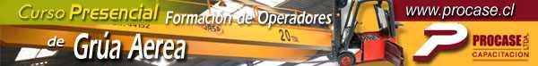 Formación de Operadores de Grúa Aérea