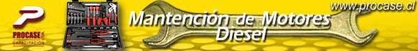 Mantención de Motores Diesel