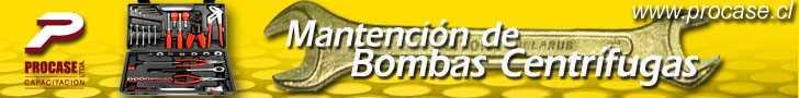 Mantención de Bombas Centrífugas