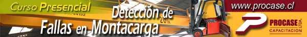 Detección de Fallas en Montacargas