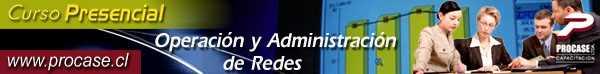 Operación y Administración de Redes