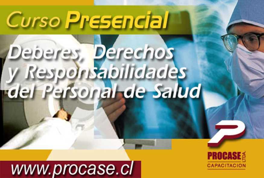 Deberes, Derechos y Responsabilidades del Personal de la Salud
