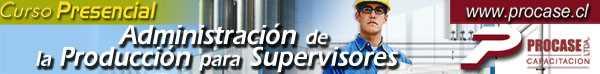 Administración de la Producción para Supervisores