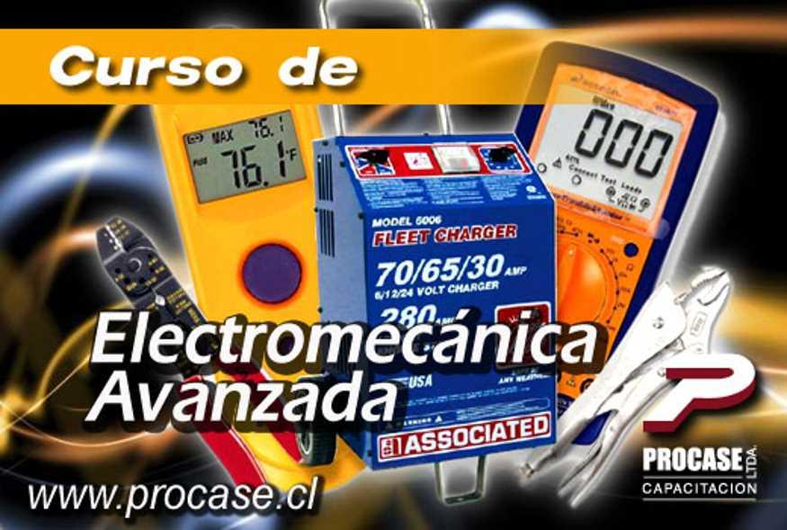Electromecánica Avanzada