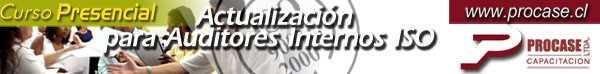 Actualización para Auditores Internos ISO