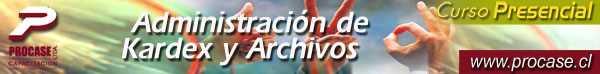 Administración de Kardex y Archivos