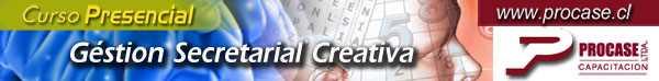 Gestión Secretarial Creativa