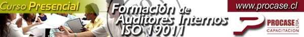 Formación de Auditores Internos Iso 19011