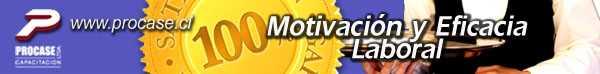 Motivación y Eficacia Laboral