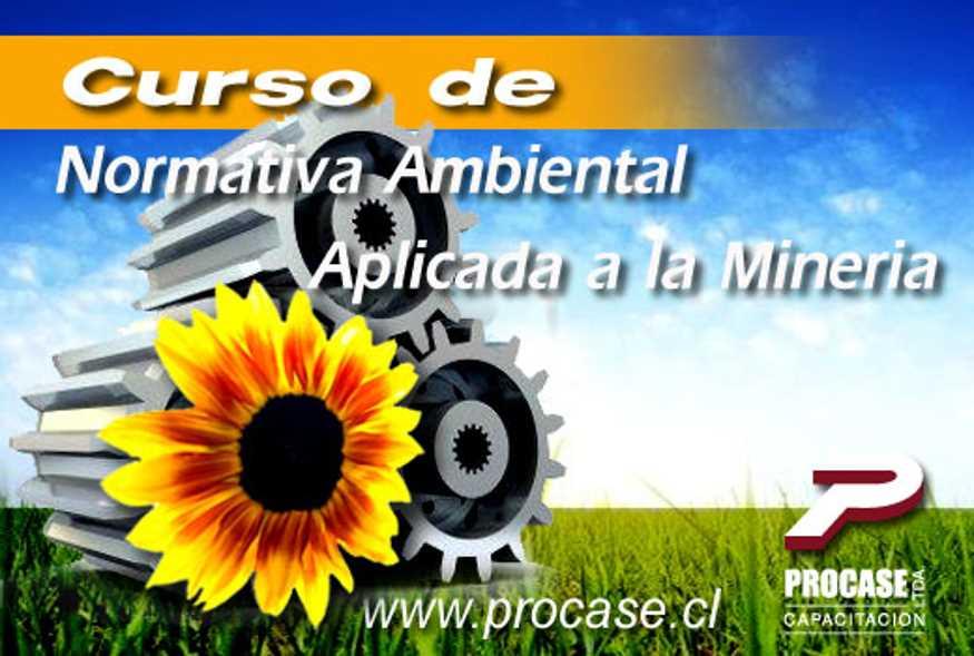 Normativa Ambiental Aplicada a la Mineria
