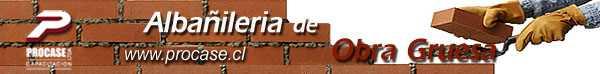 Albañilería de Obra Gruesa