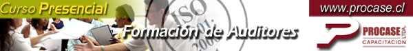 Formación de Auditores Internos de Sistema Integrado de Calidad Basado en las Normas ISO