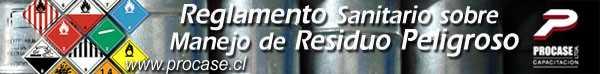 Reglamento Sanitario Sobre Manejo de Residuos Peligroso