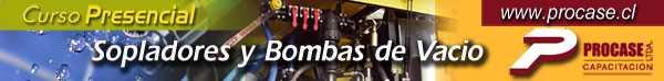 Sopladores y Bombas de Vacío