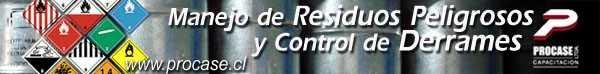 Manejos de Residuos Peligrosos y Control de Derrames