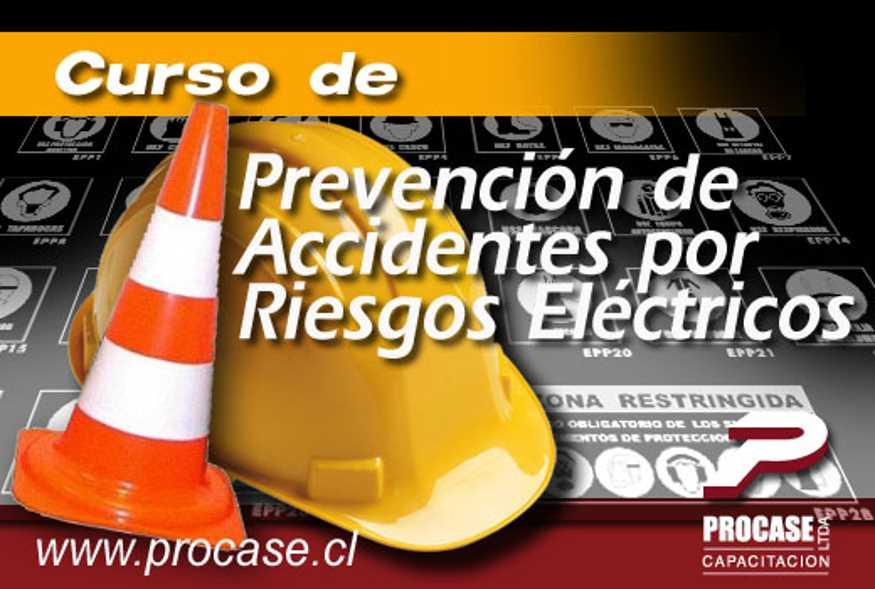 Prevención de Accidentes por Riesgo Eléctrico