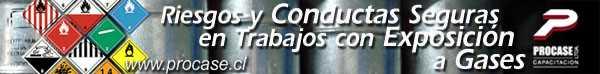 Riesgos y Conductas Seguras en Trabajo con Exposición a Gases