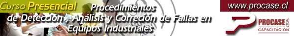 Procedimientos de Detección, Análisis y Corrección de Fallas en Equipos Industriales