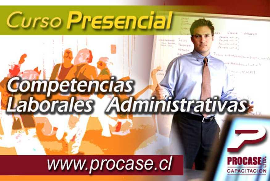 Competencias Laborales Administrativas