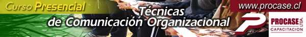 Técnicas de Comunicación Organizacional