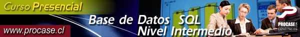 Base de Datos SQL Nivel Intermedio