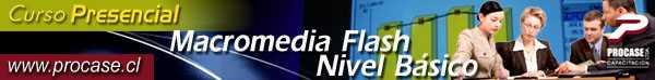 Macromedia Flash Nivel Básico