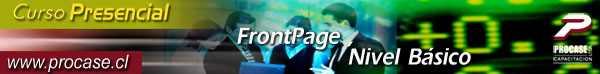 FrontPage, Nivel Básico