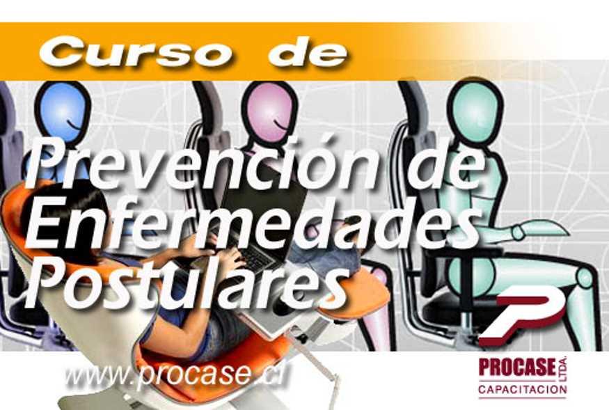 Prevención de Enfermedades Posturales
