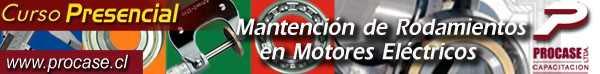 Mantención de Rodamientos en Motores Eléctricos