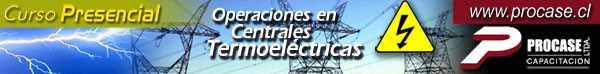 Operaciones en Centrales Termoelécctricas