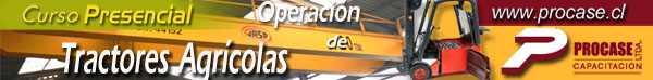 Operación de Tractores Agrícolas