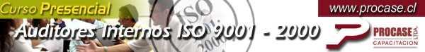 Auditores Internos ISO 9001