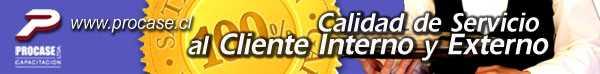 Calidad de Servicio al Cliente Interno y Externo