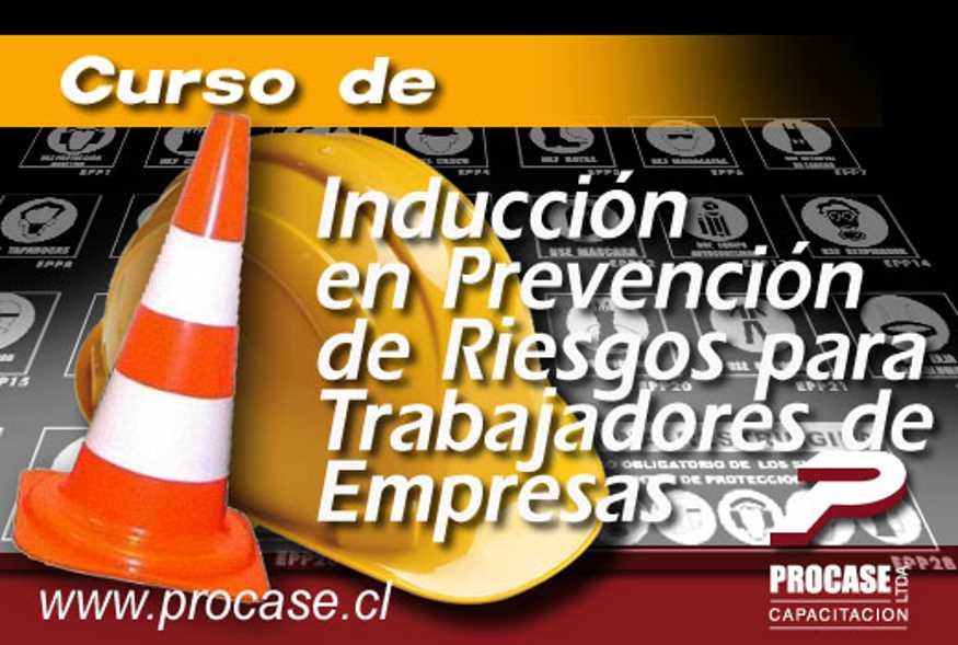 Inducción en Prevención de Riesgos para Trabajadores de Empresas