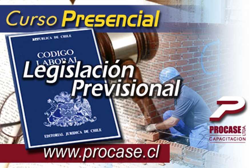 Legislación Previsional