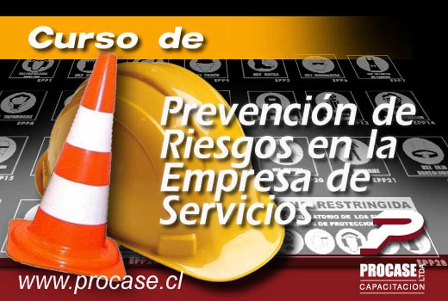Prevención de Riesgos en la Empresa de Servicios