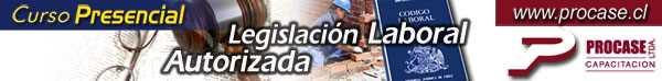 Legislación Laboral Autorizada