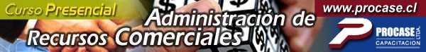 Administración de Recursos Comerciales