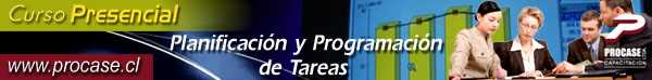 Planificación y Programación de Tareas