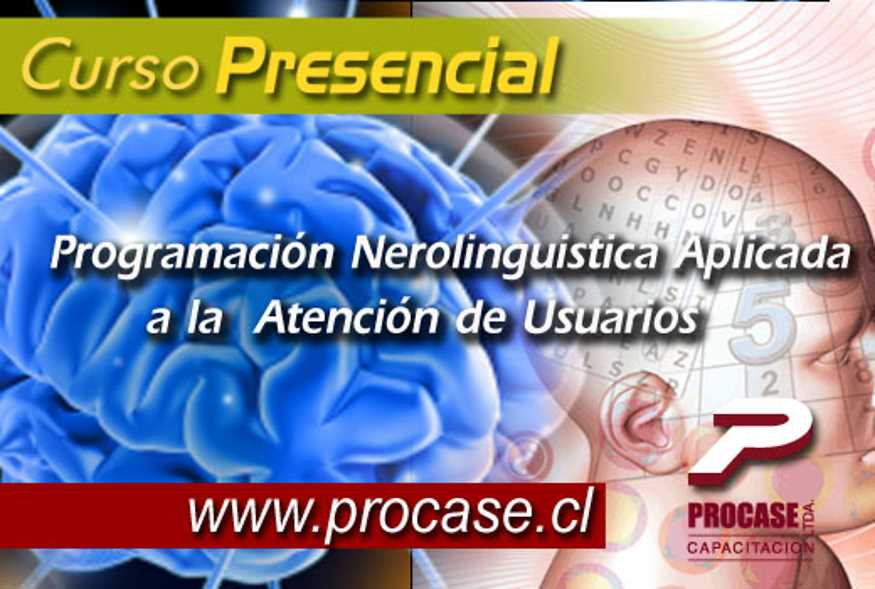 Programación Neurolinguística Aplicada a la Atención de Usuarios