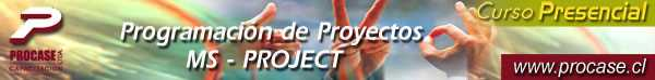 Programación de Proyectos MS-PROJECT