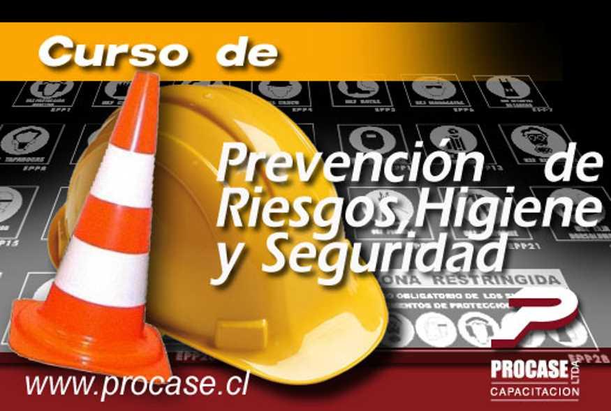 Prevención de Riesgos, Higiene y Seguridad